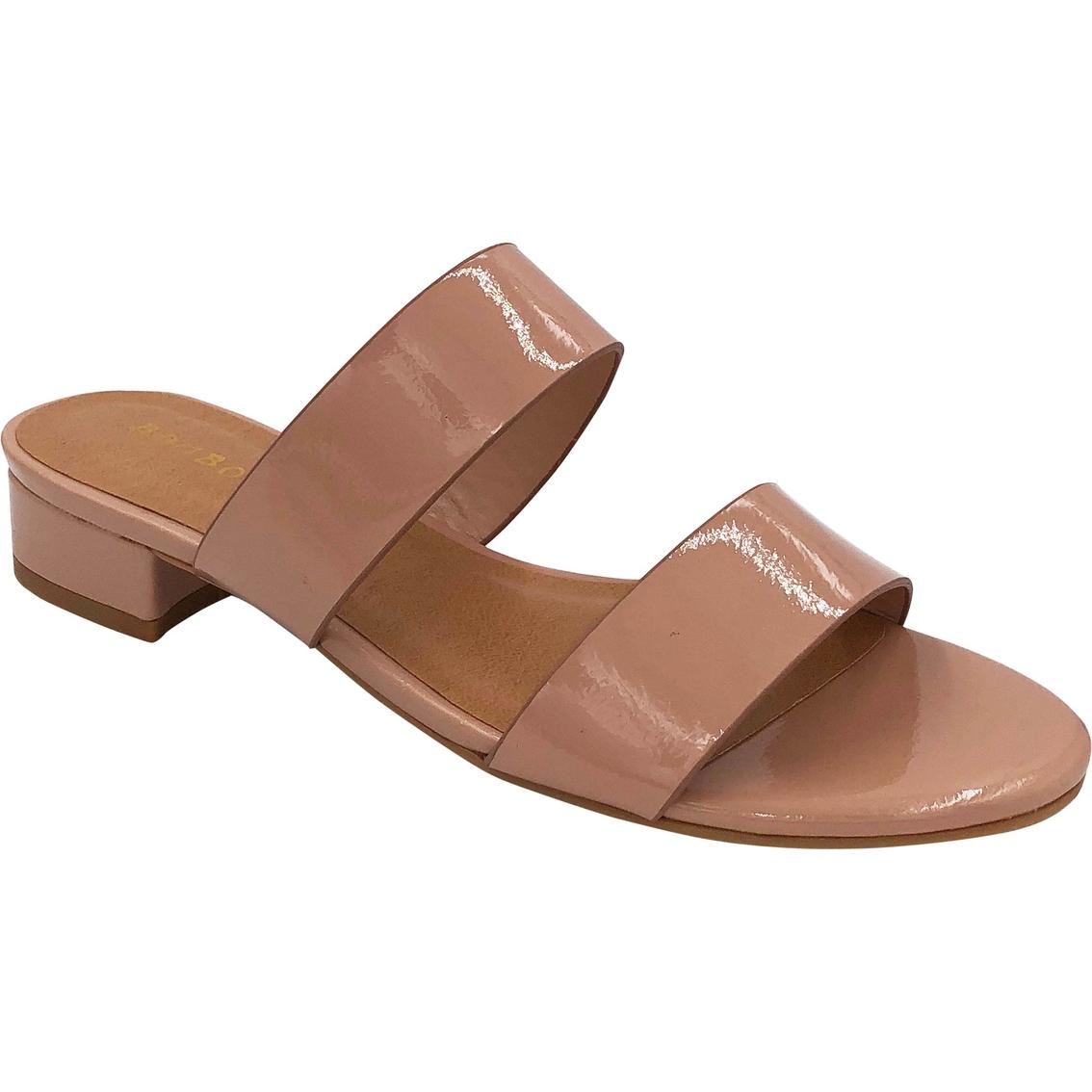 8831adf4d22e Bamboo Happyfeet Low Heel Sandals