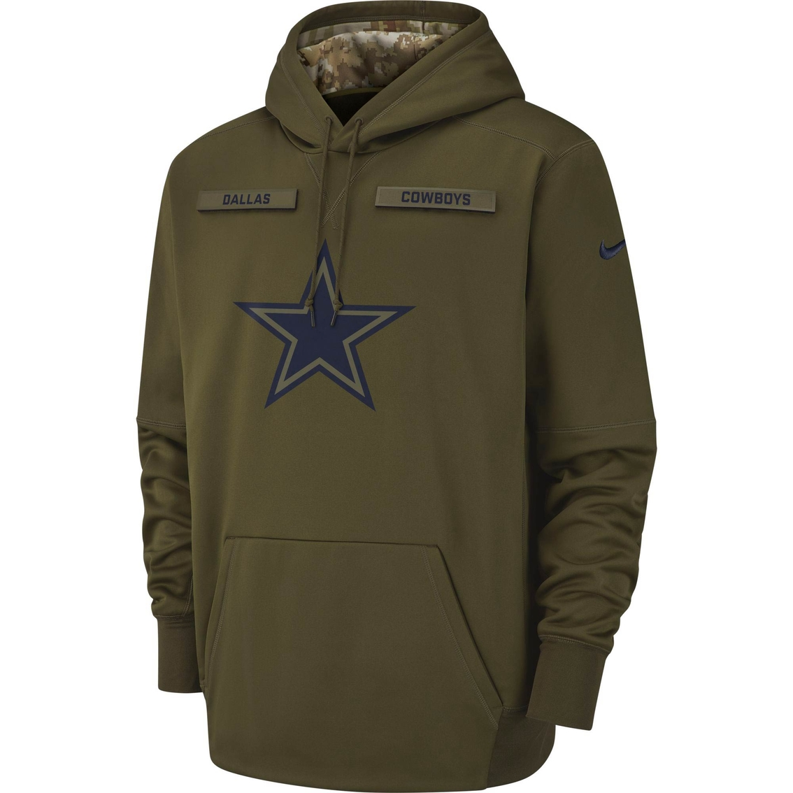 reputable site c2007 56b6a Nike Salute To Service Nfl Dallas Cowboys Hoodie | Hoodies ...