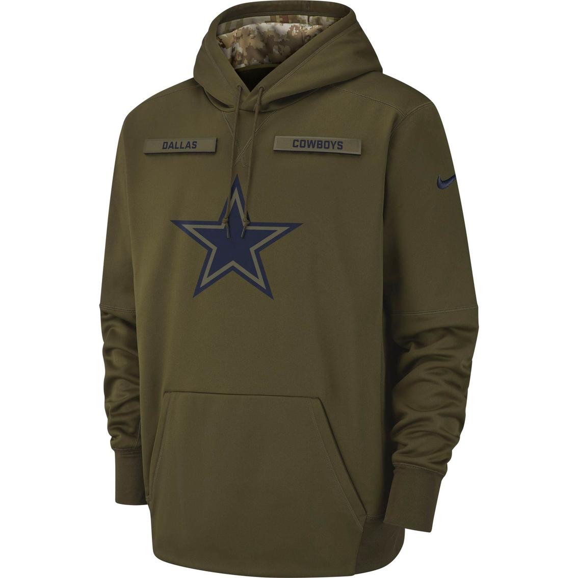 nfl salute to military sweatshirt
