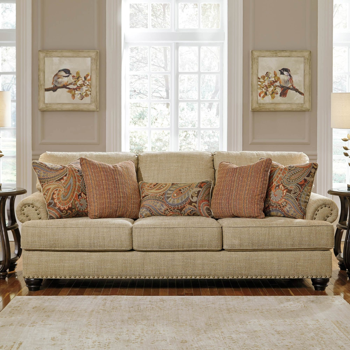 Ashley Sofas And Sectionals: Benchcraft By Ashley Candoro Sofa