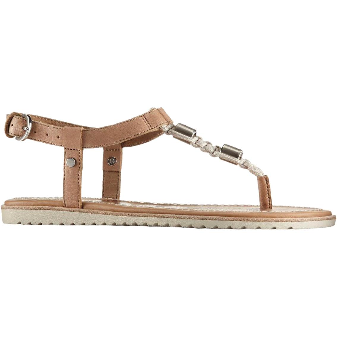 8fbfd4198da6 Sorel Ella T Strap Sandals