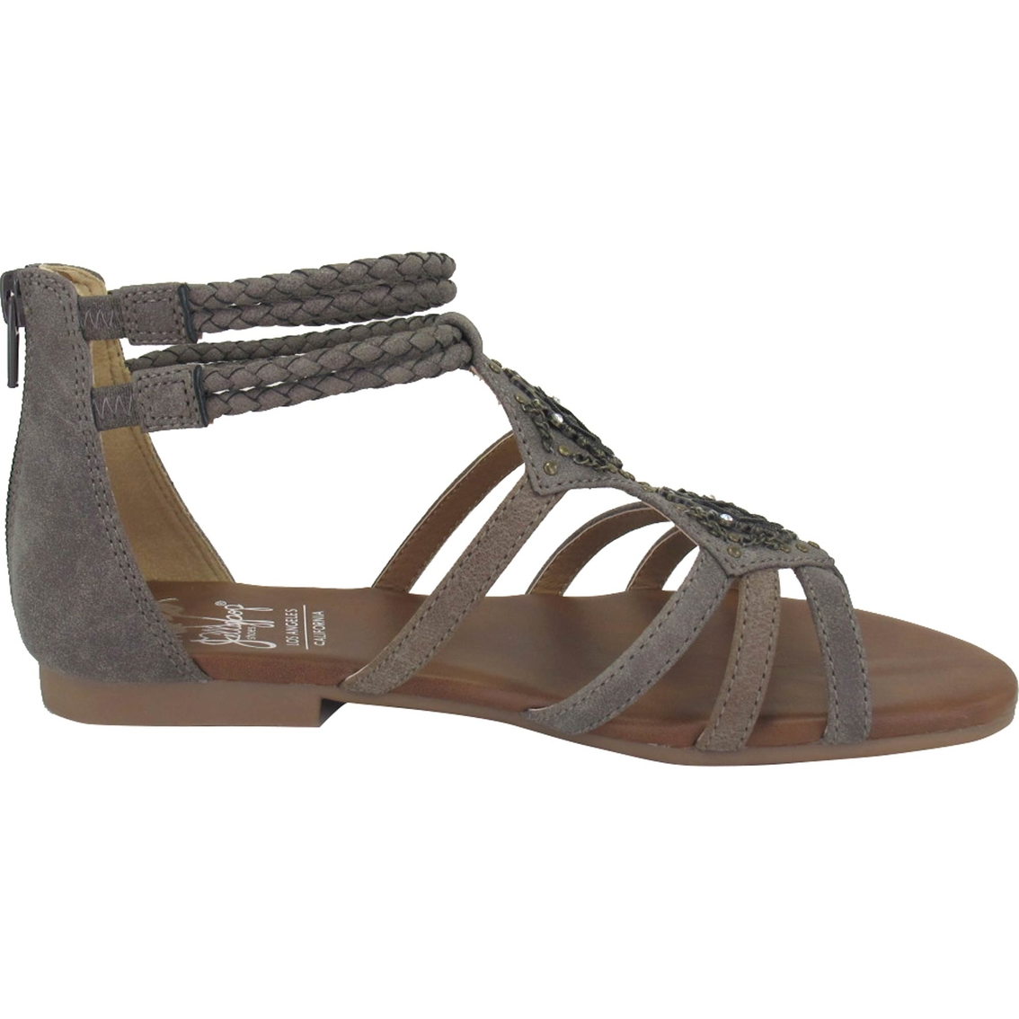 190d9c986e3 Jellypop Inza Gladiator Sandals