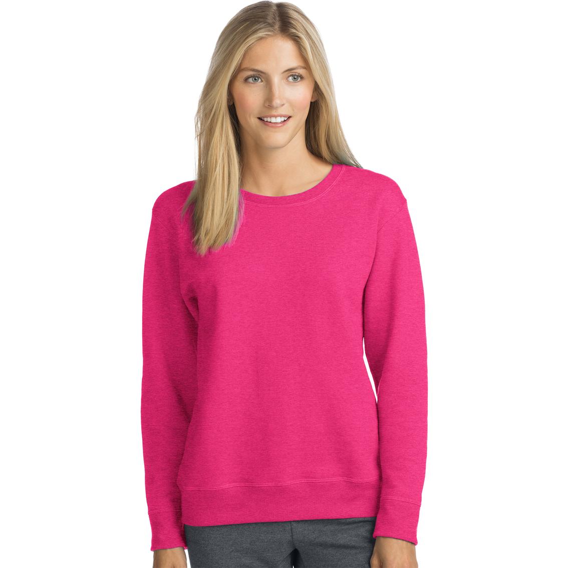 515b4a6a063 Hanes Comfortsoft Ecosmart Crewneck Sweatshirt