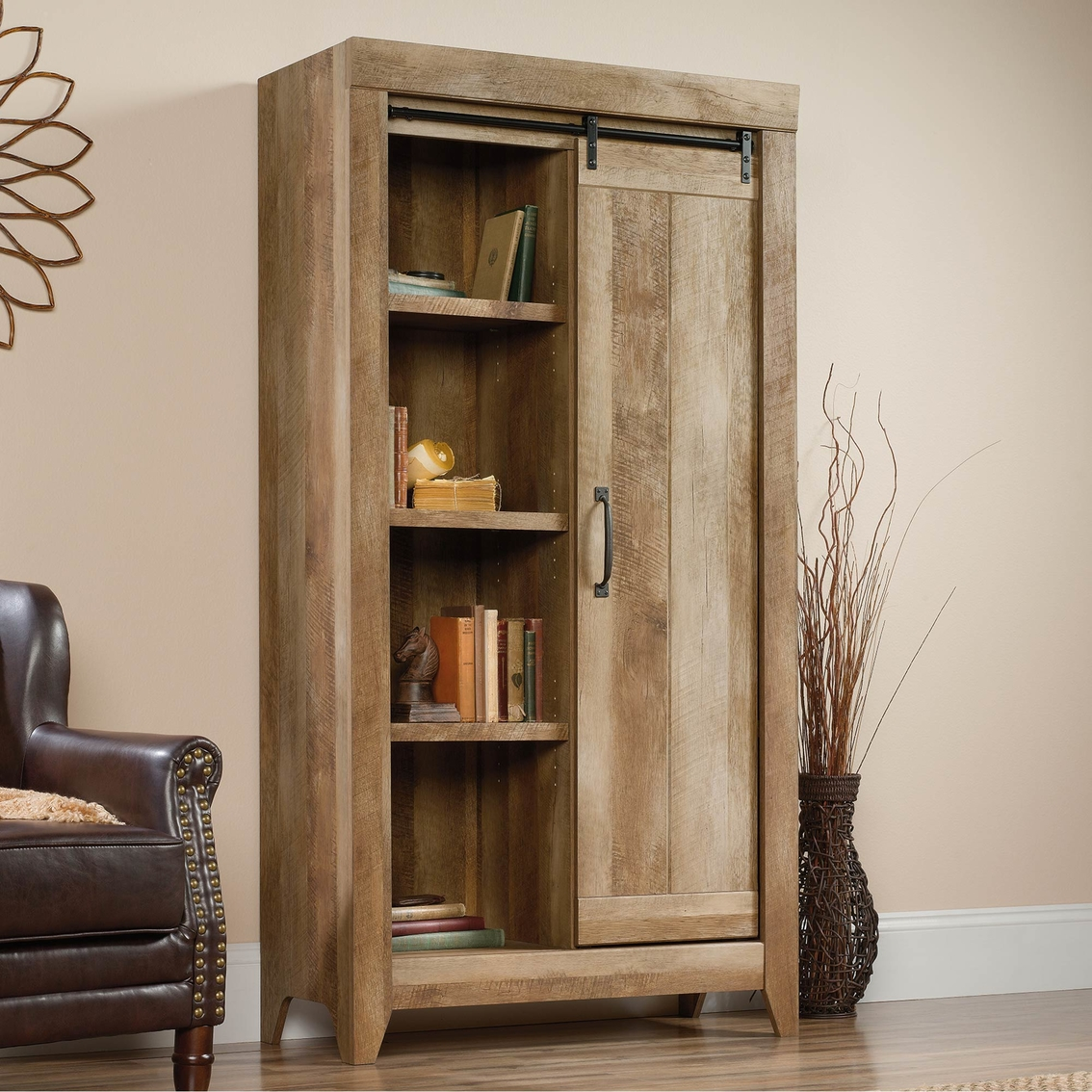Sauder Adept Storage Cabinet Bookcases Cabinets Home
