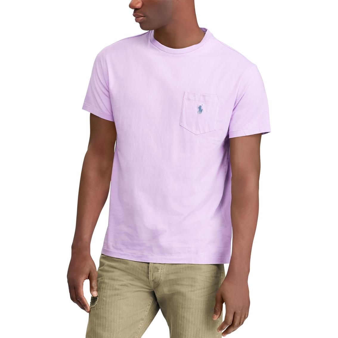 2073592a26788 Polo Ralph Lauren Classic Fit Pocket Cotton T Shirt