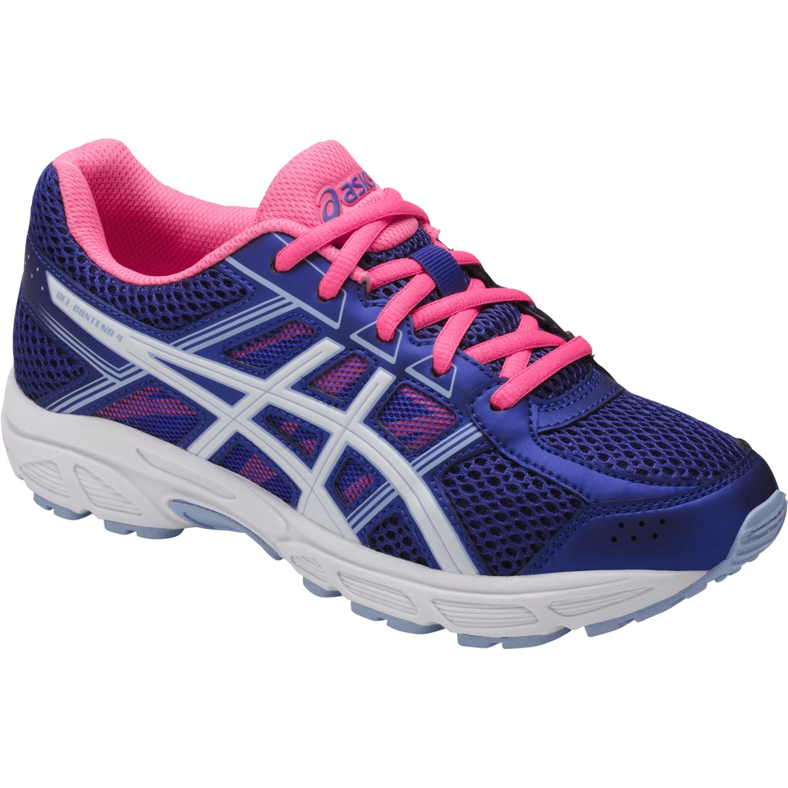 dbe756f424fe Asics Grade School Girls Gel-contend 4 Running Shoes