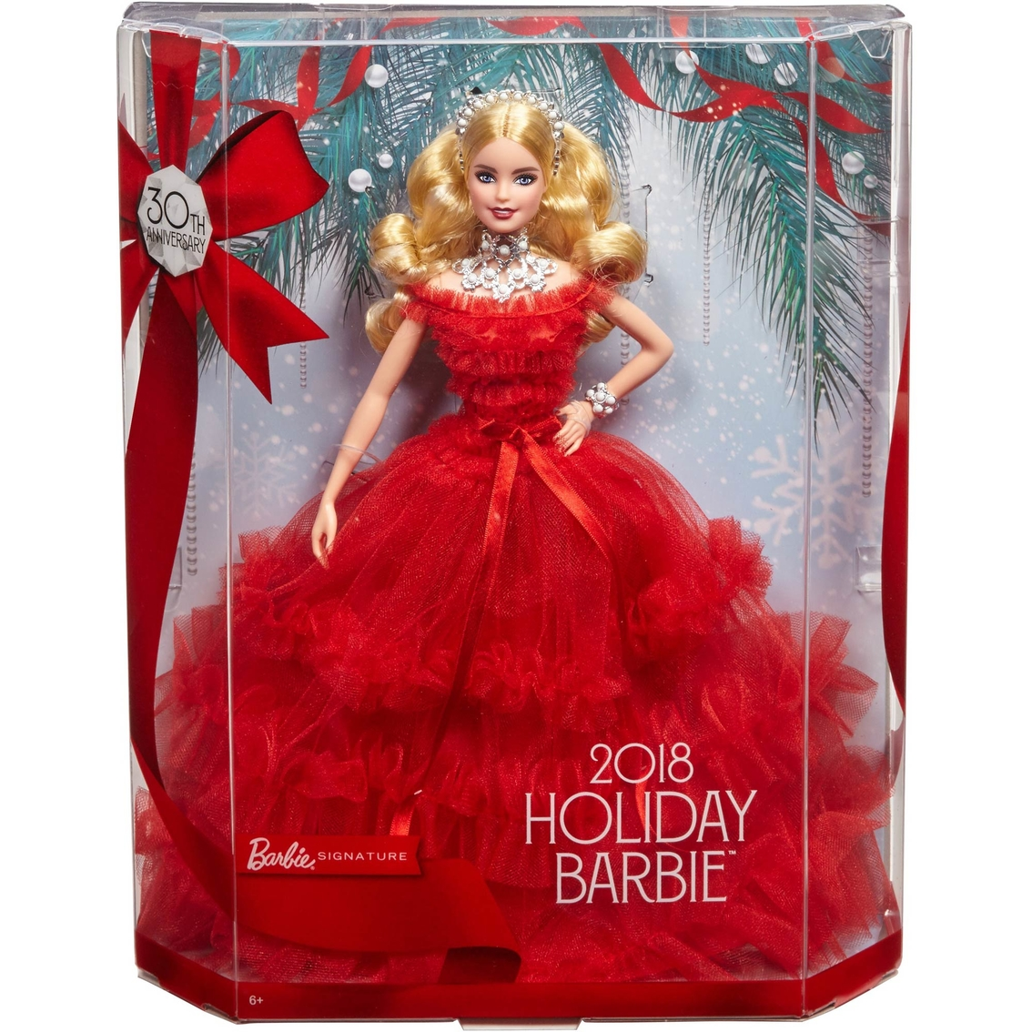 de85a60ff1497 2018 Holiday Barbie Doll Blonde | Dolls | Baby & Toys | Shop The ...