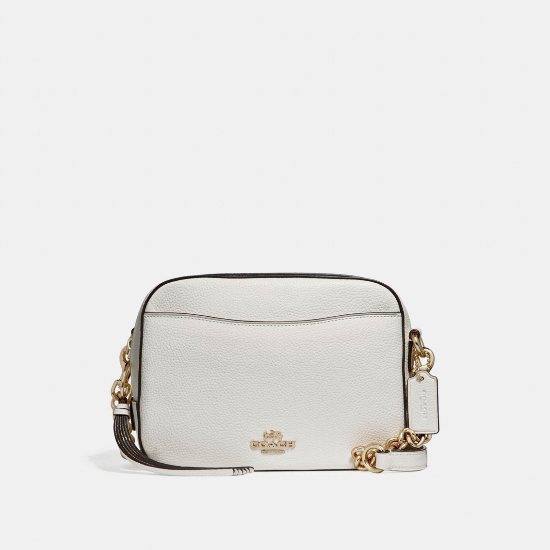 Coach Leather Camera Bag   Crossbody Bags   Handbags   Accessories ... 0ffc3a5cff