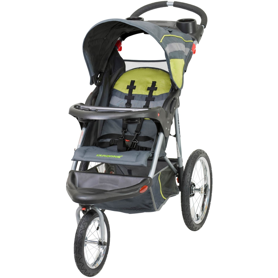 Baby Trend Expedition Jogger Carbon Jogging Baby