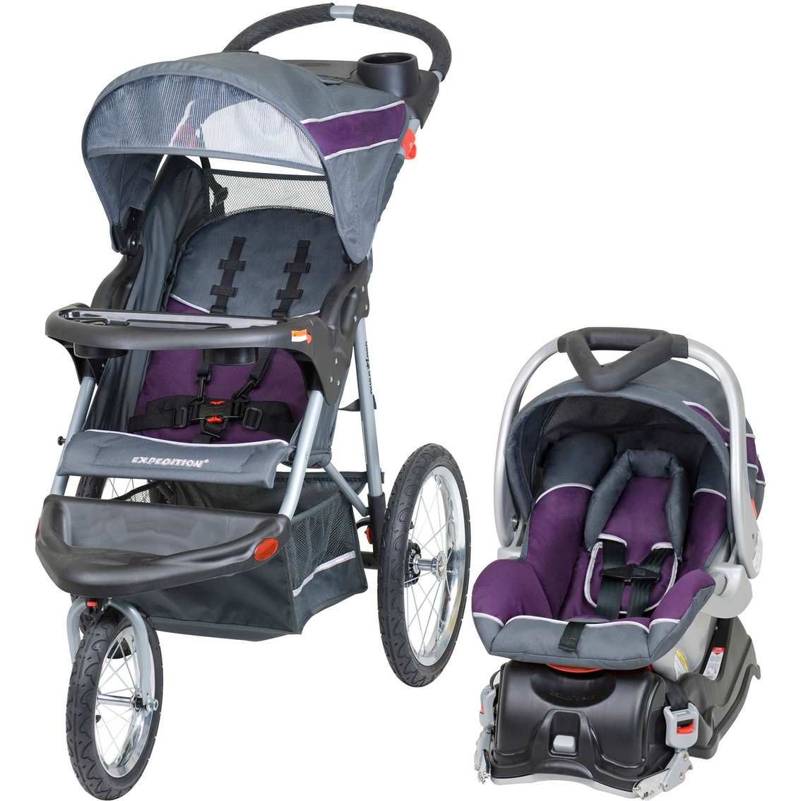 Baby Trend Expedition Travel System Elixer Travel