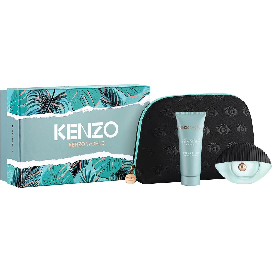 kenzo world eau de parfum gift set gifts sets for her. Black Bedroom Furniture Sets. Home Design Ideas