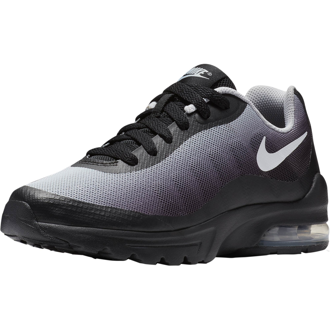 7ab0a1d87b0 Nike Grade School Boys Air Max Invigor Print Running Shoes ...