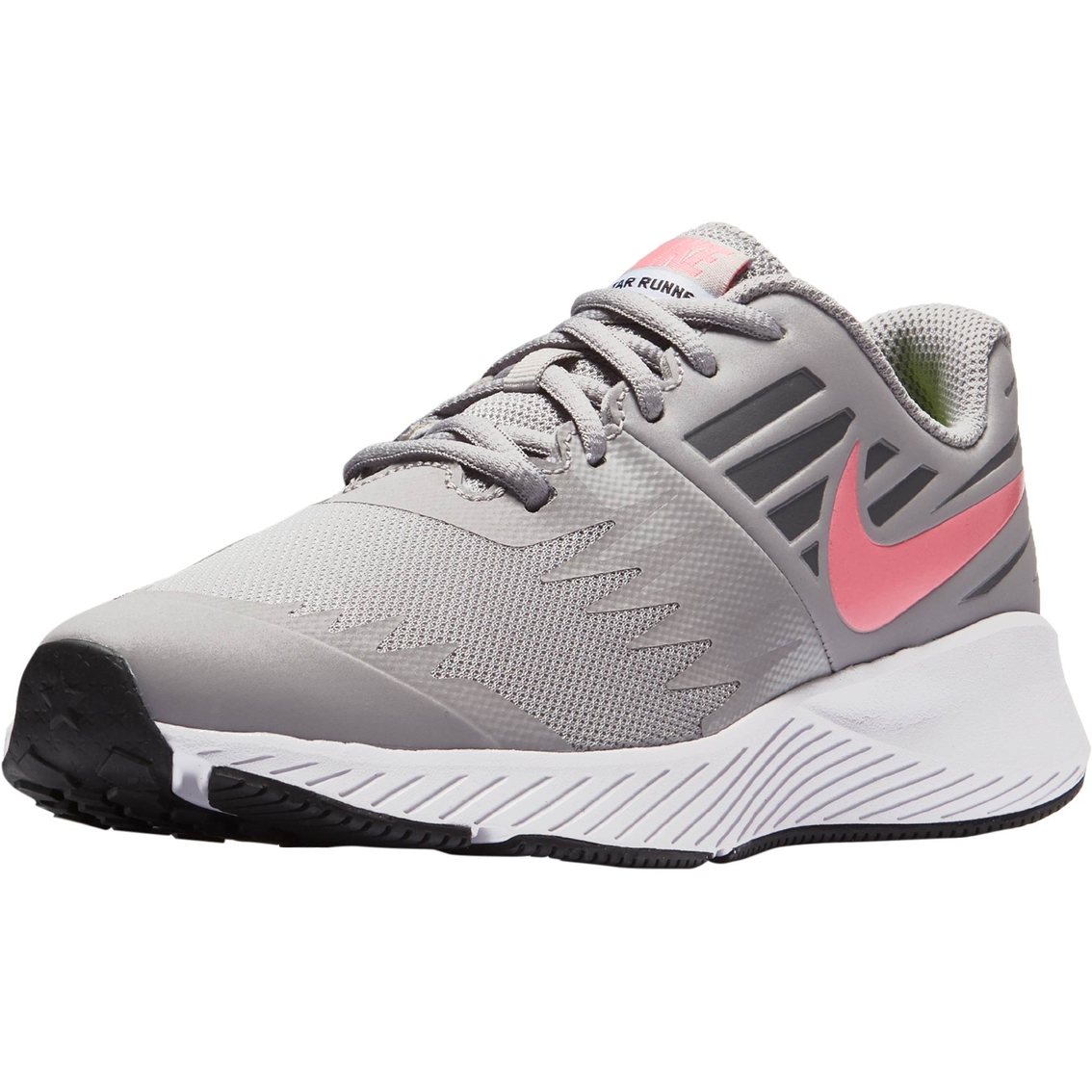 9213f261014b72 Nike Grade School Girls Star Runner Running Shoes