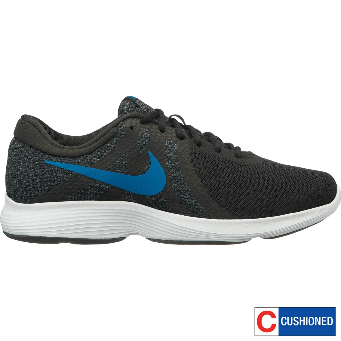 126de170d44d Nike Men s Revolution 4 Running Shoes