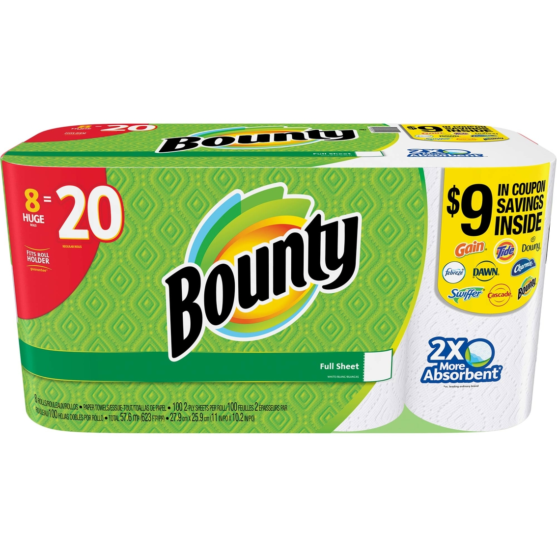 1649bcf6f8e How Many Sheets In A Roll Of Bounty Paper Towels - Towel Image ...