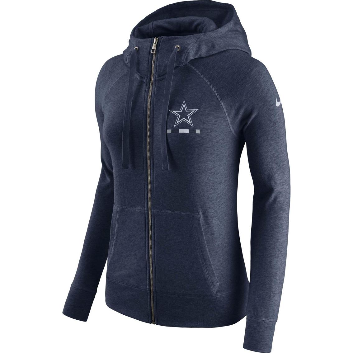 Nike Nfl Dallas Cowboys Women s Gym Vintage Hoodie  e3a1b8cff