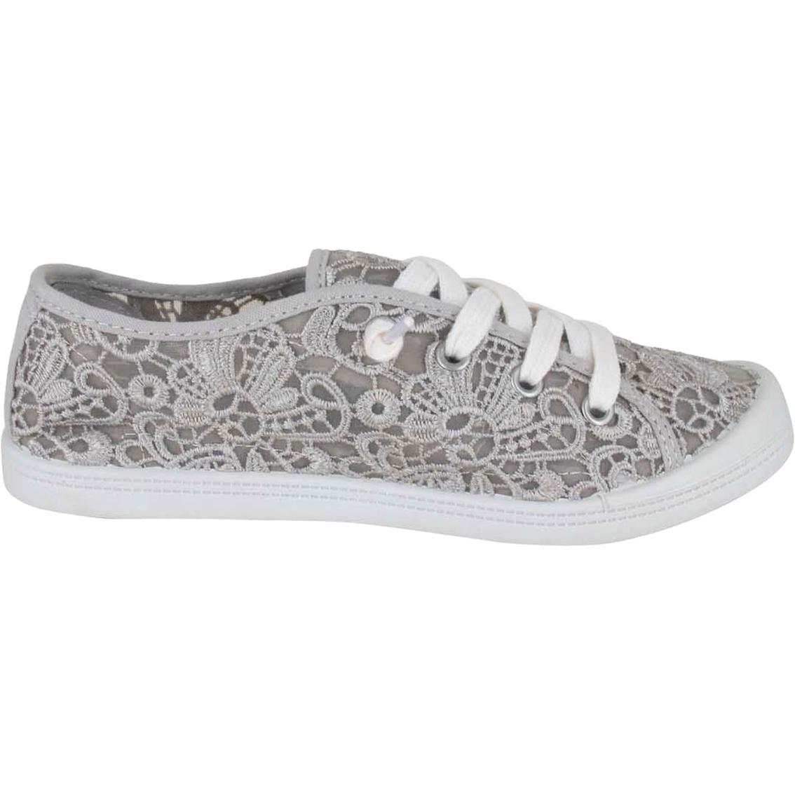 b38349040 Jellypop Shoes Austin Crochet Sneakers