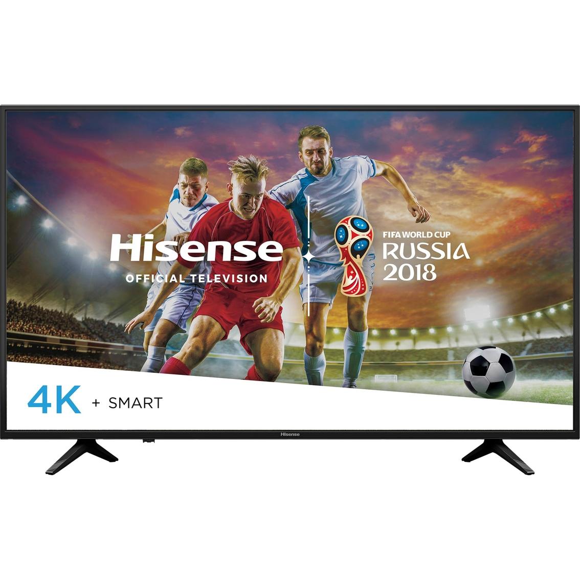 Hisense 50 In  2160p 4k Hdr 60hz Smart Tv 50h6080e | Tvs