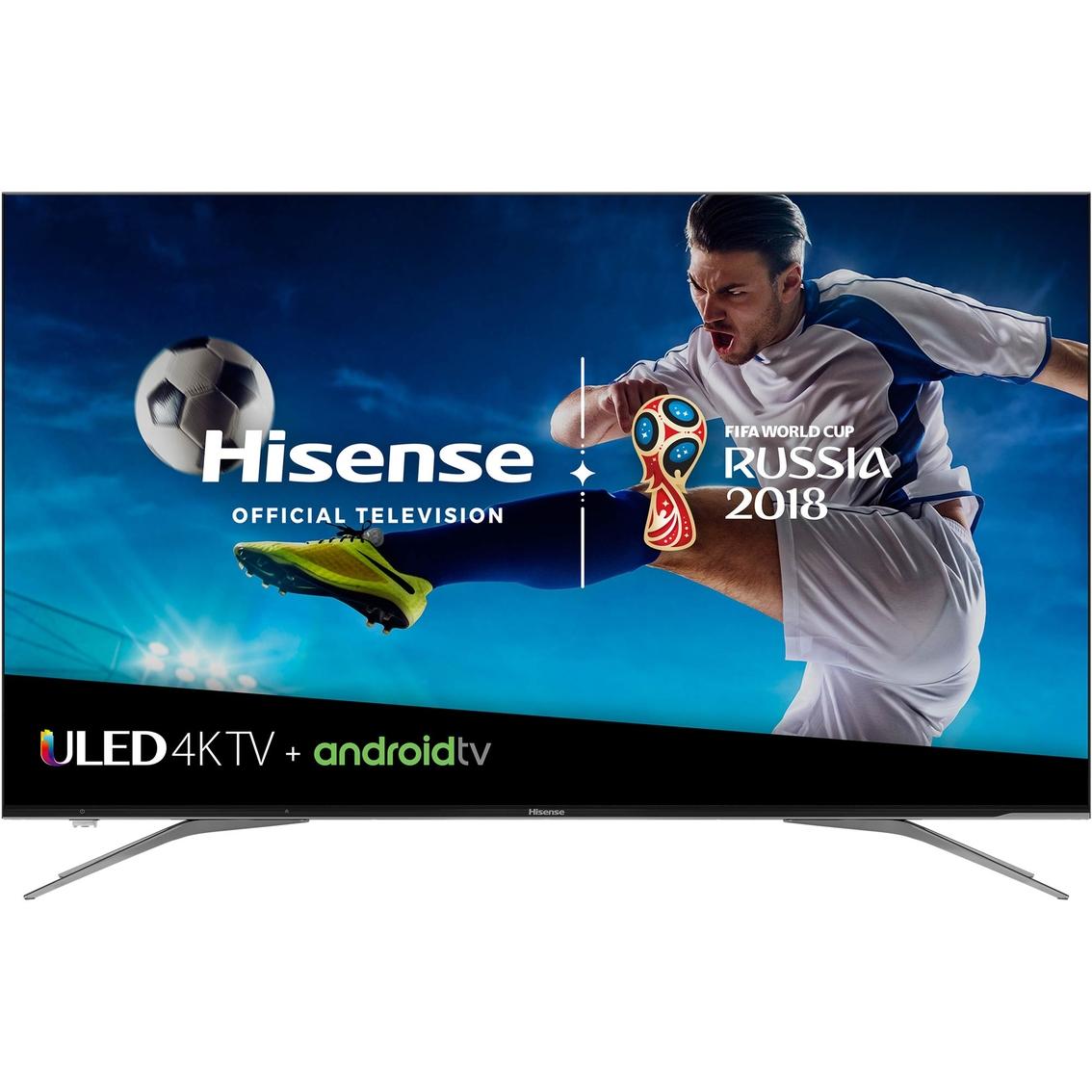 Hisense 65 In  2160p 4k Uled Hdr 120hz Smart Tv 65h9080e