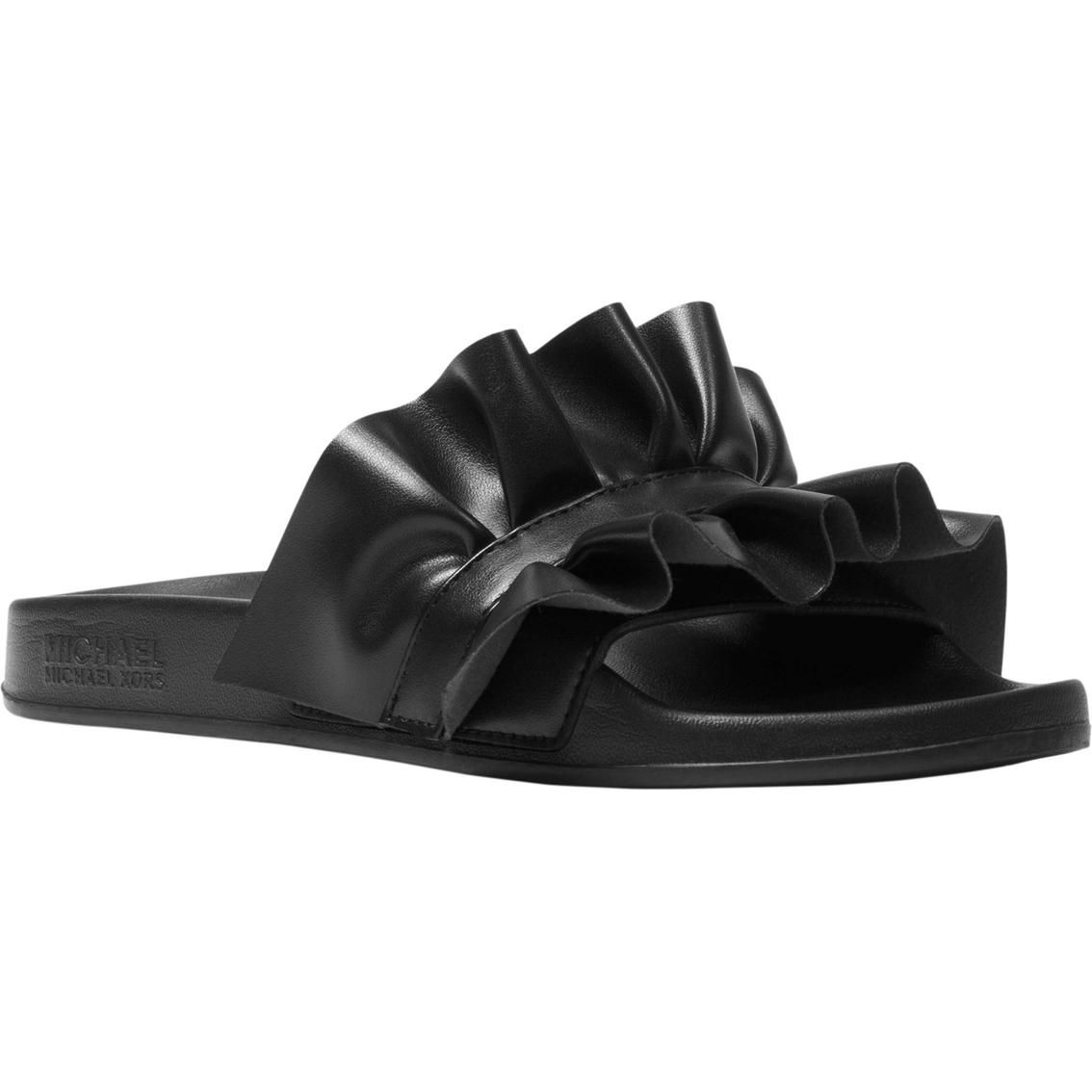 63f0d344872d Michael Kors Bella Sport Slide Sandals