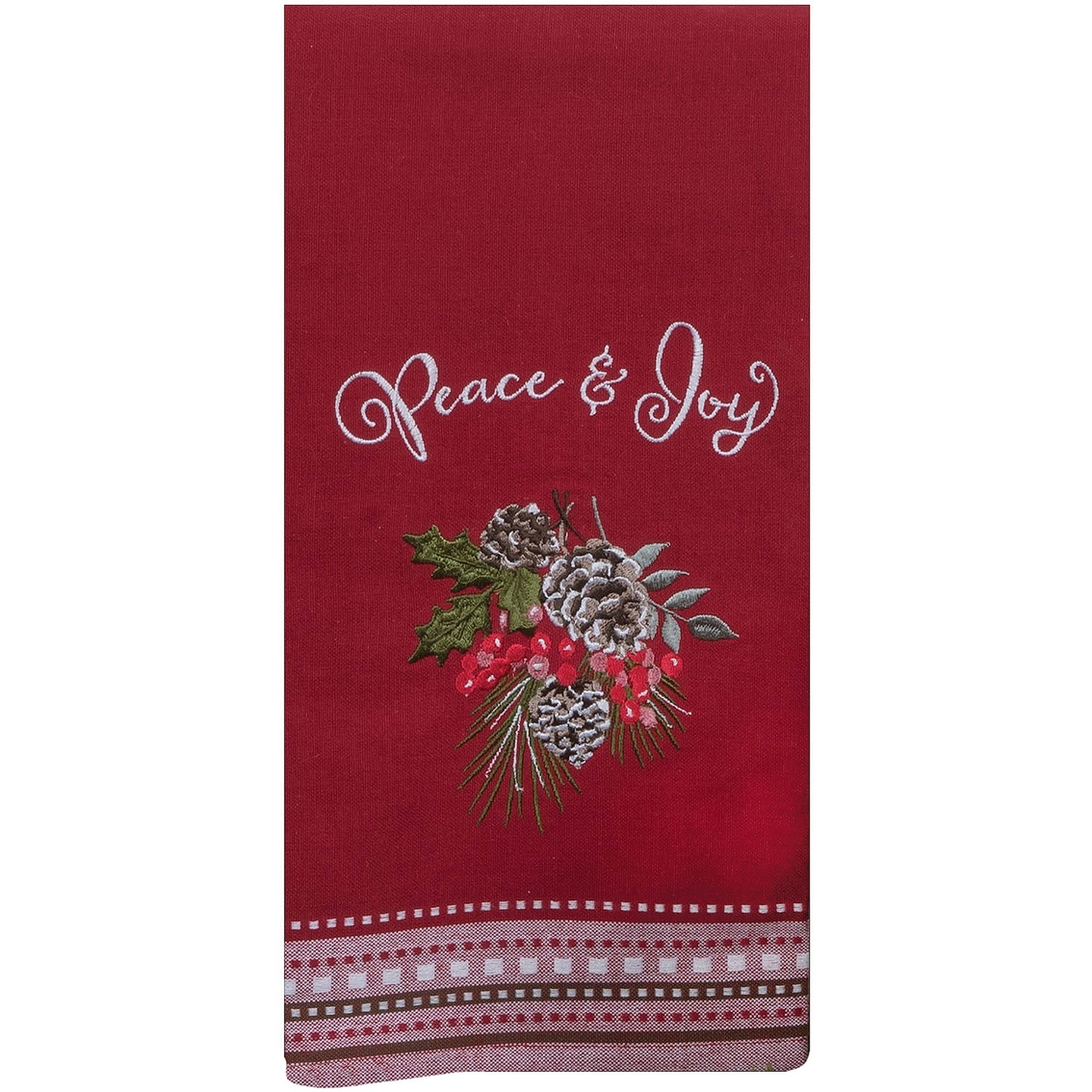 Kay Dee Designs Peace And Joy Tea Towel | Kitchen & Tabletop ...