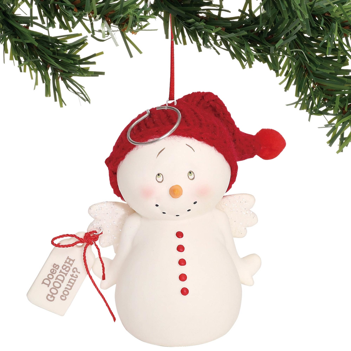 Snowpinions Does Good-ish Count Ornament | Ornaments | Gifts & Food ...