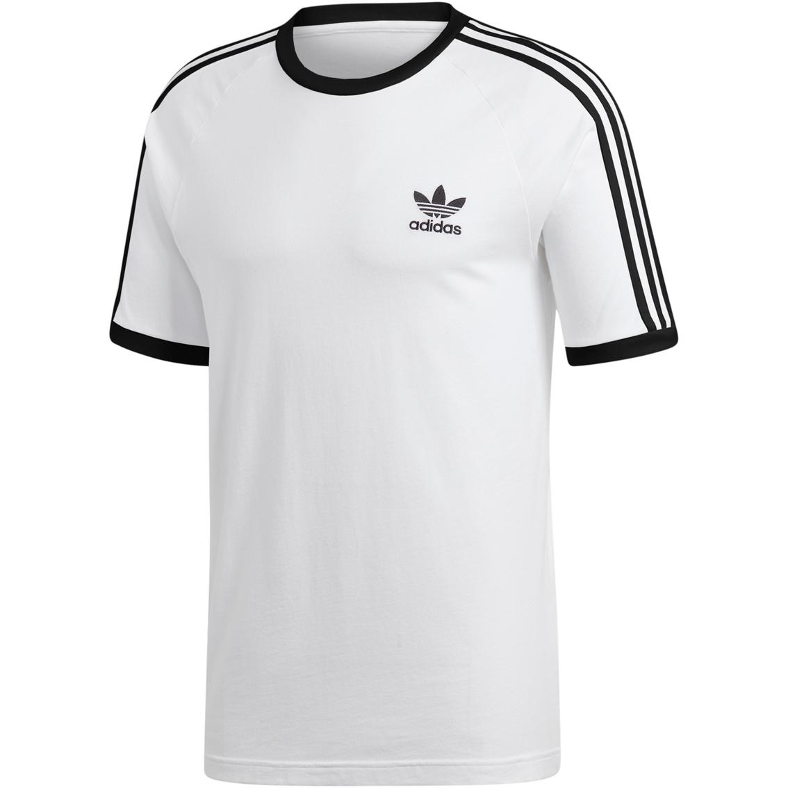 Teseo Desierto retirarse  Adidas 3 Stripe Lifestyle Tee | Shirts | Clothing & Accessories | Shop The  Exchange