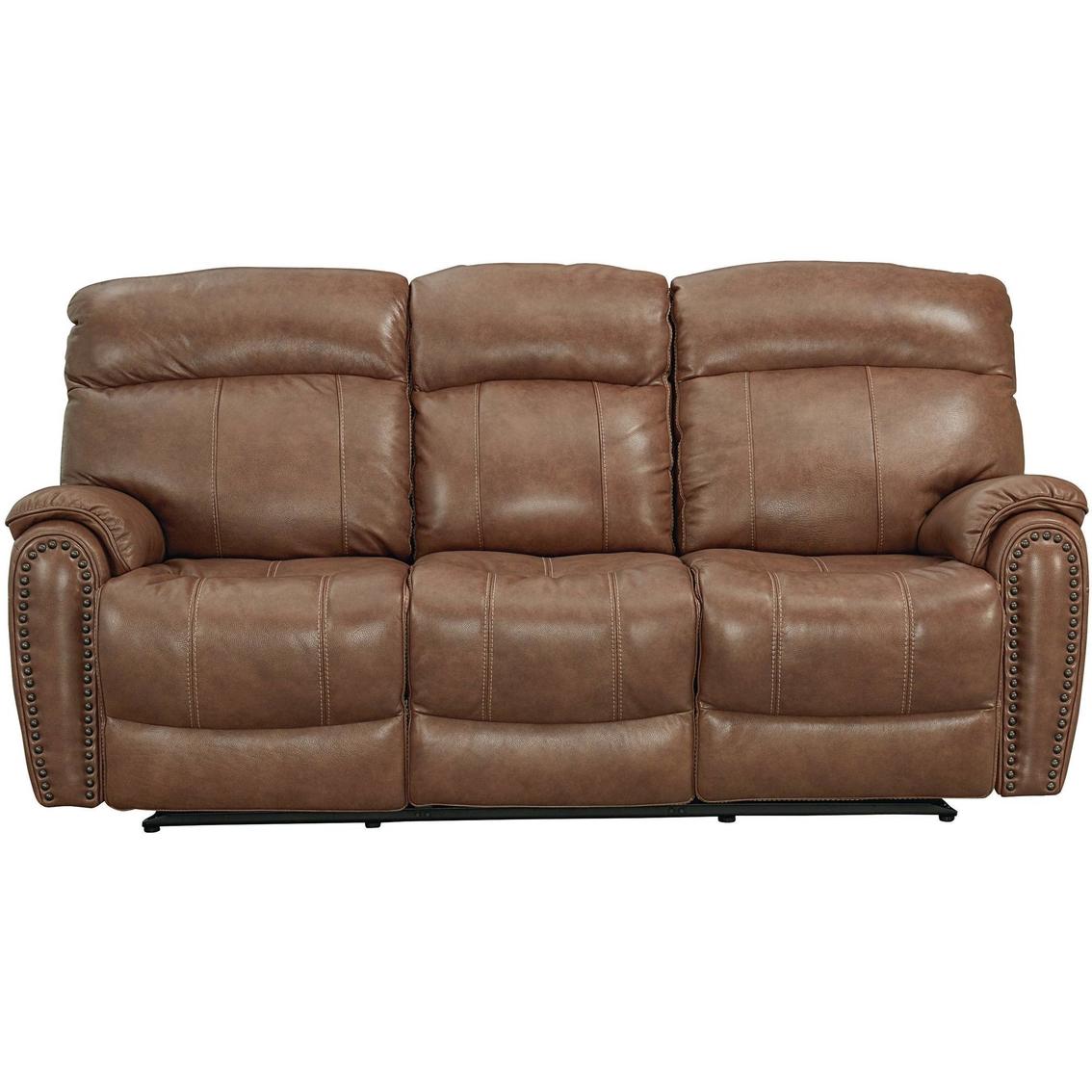 Groovy Bassett Club Level Bridgeport Power Reclining Sofa Sofas Gamerscity Chair Design For Home Gamerscityorg