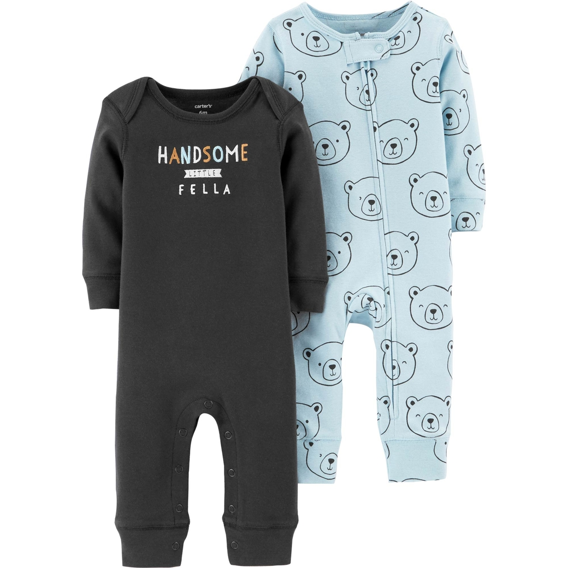 Carter's Infant Boys Jumpsuits 2 Pk. | Baby Boy 0-24 Months | Baby & Toys |  Shop The Exchange