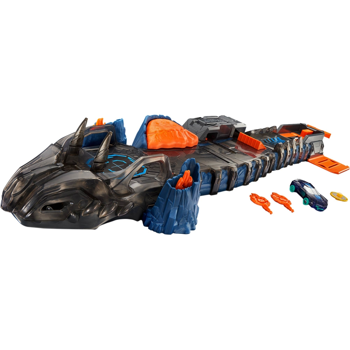Screechers Wild Fossil Fire Stunt Set | Play Vehicles | Baby & Toys