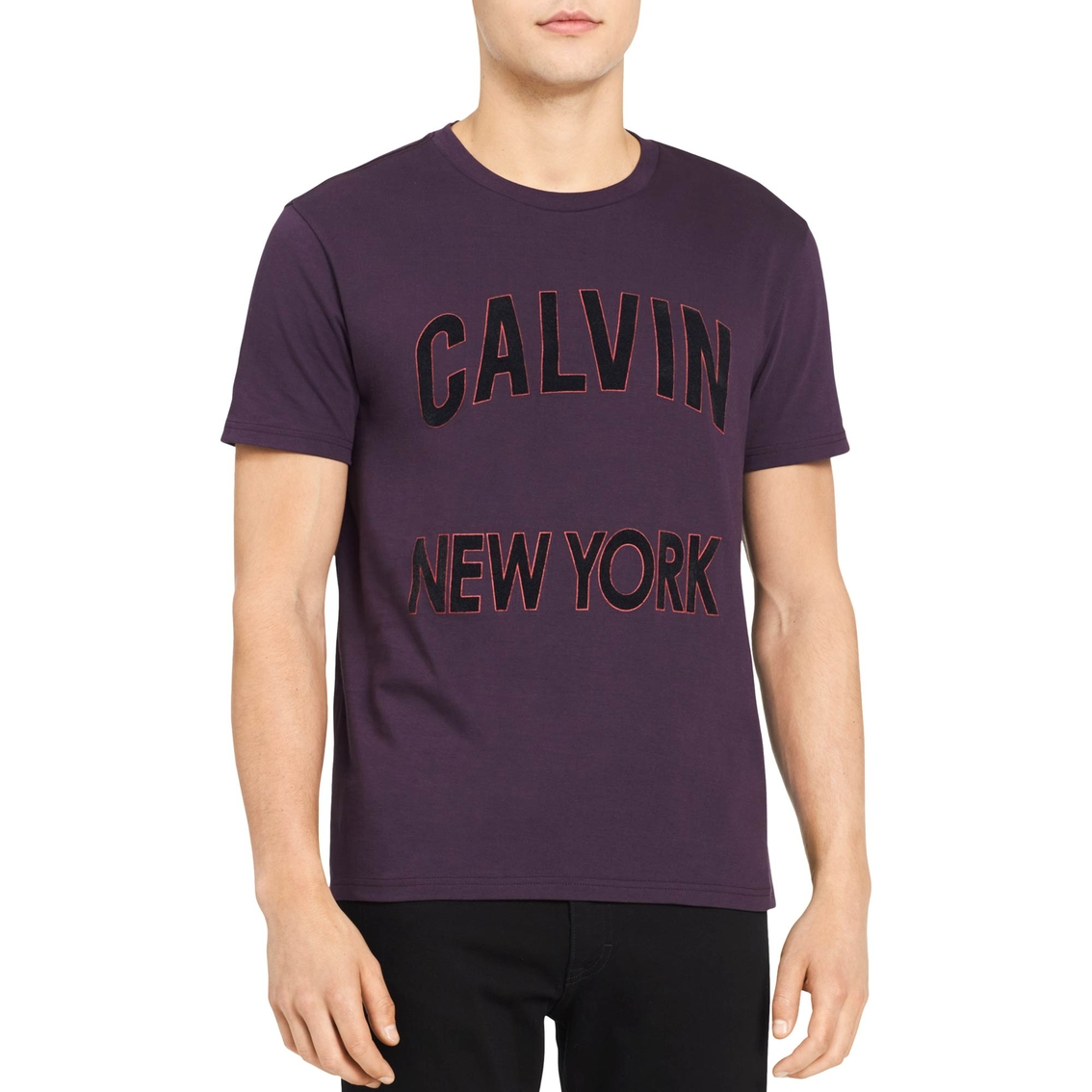 Calvin Klein Jeans Ck New York Crew Neck Tee  0b500f77b21