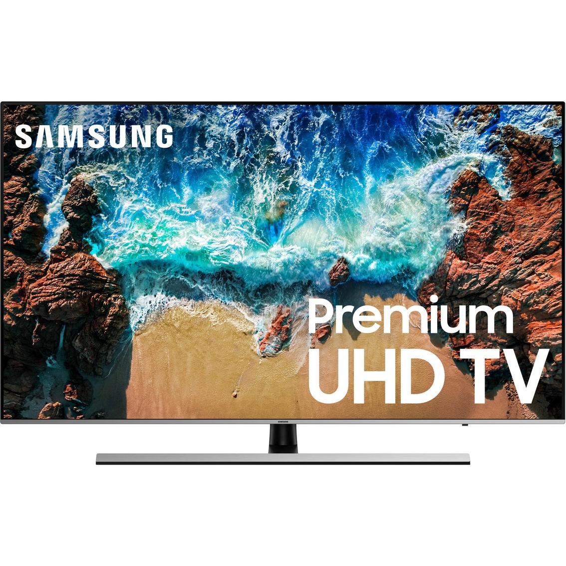 Samsung 82 In 4k Hdr 120hz Smart Tv Un82nu8000 Tvs Electronics Lionel Trains Supero Remote Control Switches No 112
