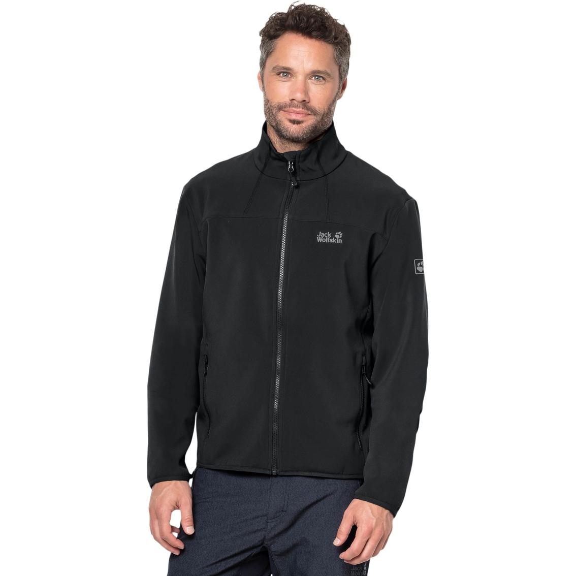 Jack Wolfskin Element Track Jacket   Jackets   Clothing