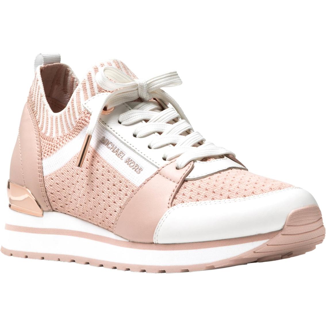 41aa11cd2 Michael Kors Billie Knit Trainer Walking Shoes | Cross Training ...