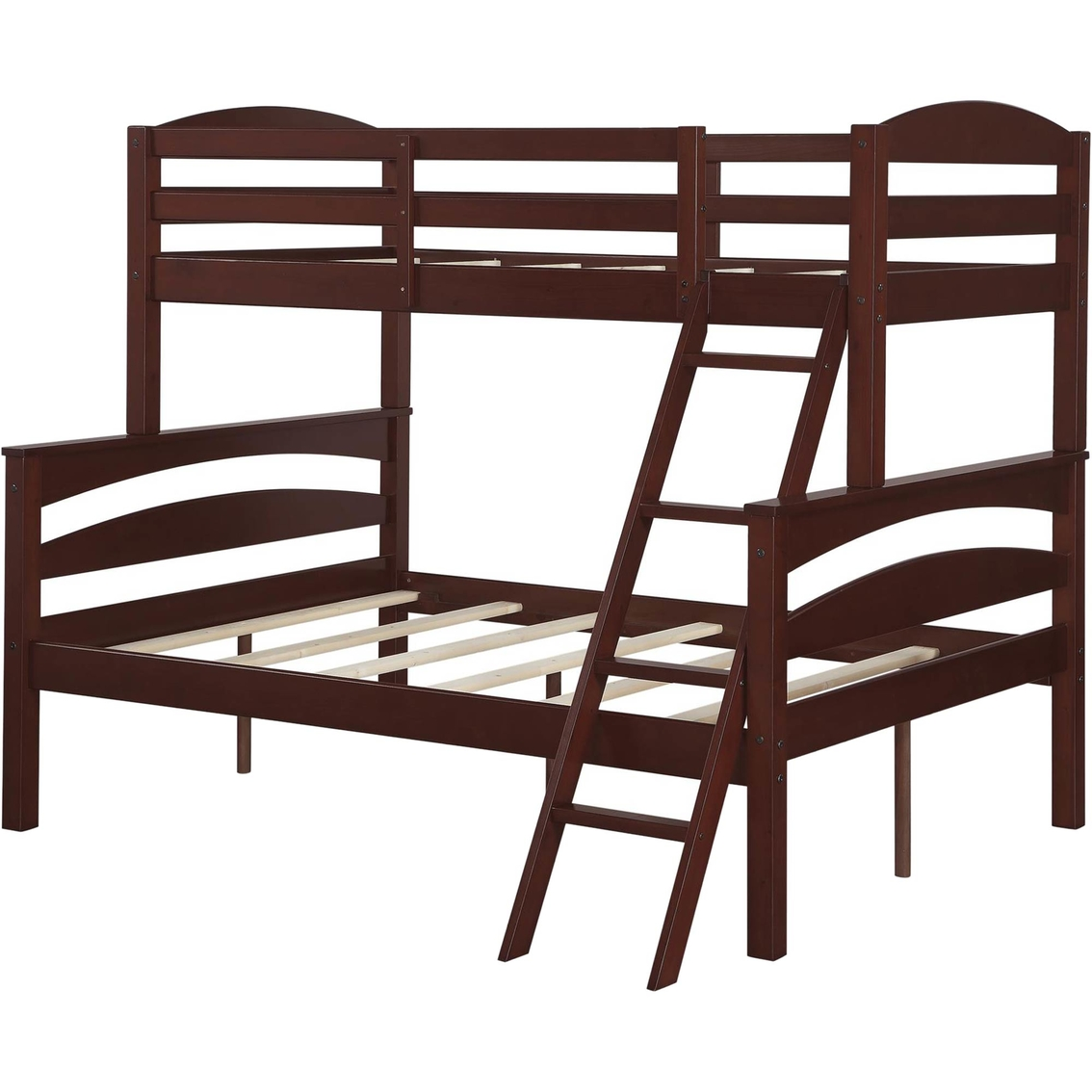 Dorel Living Brady Twin Over Full Bunk Bed Beds Home