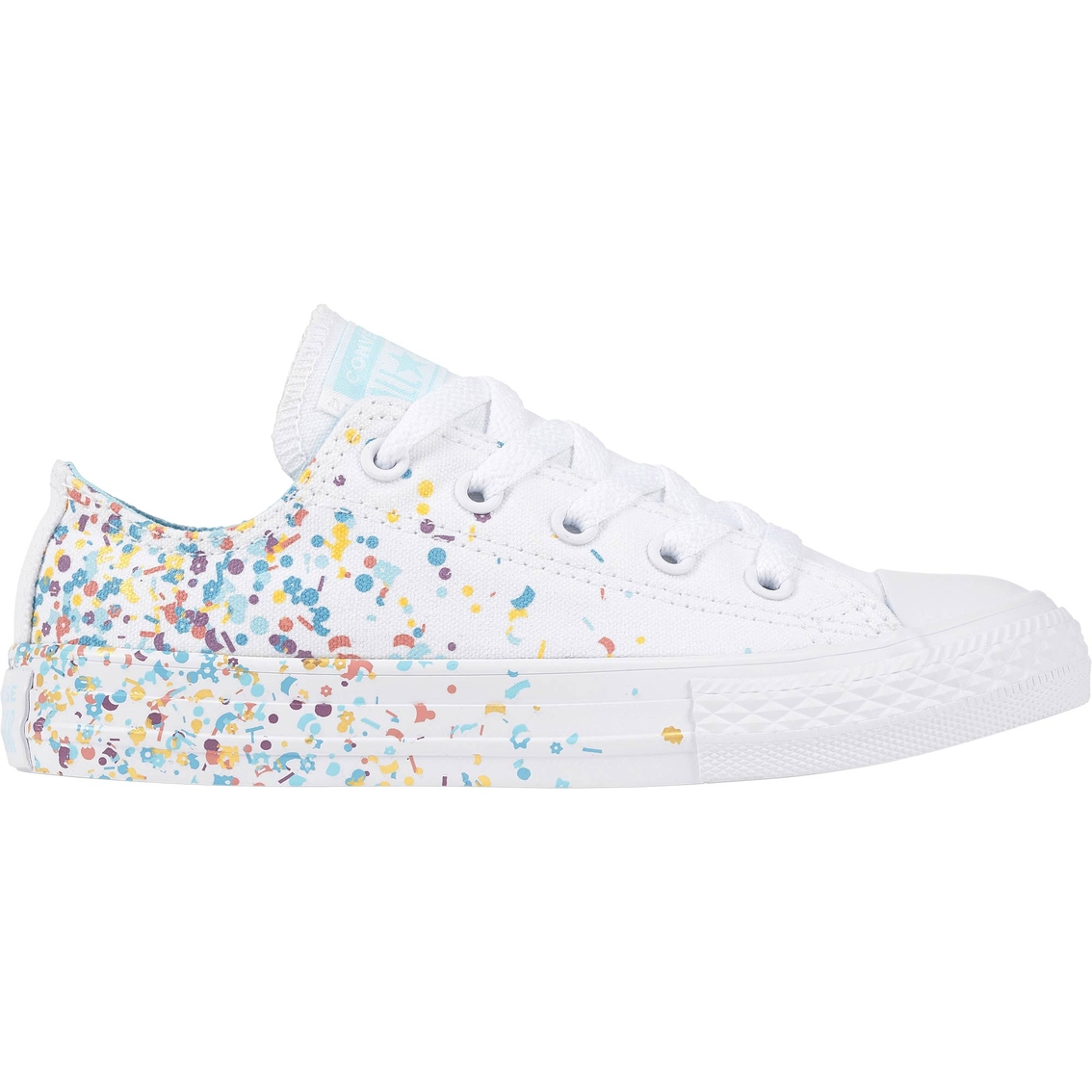 9d1ae26d959 Converse Girls Chuck Taylor All Star Ox Sneakers | Casual | Shoes ...