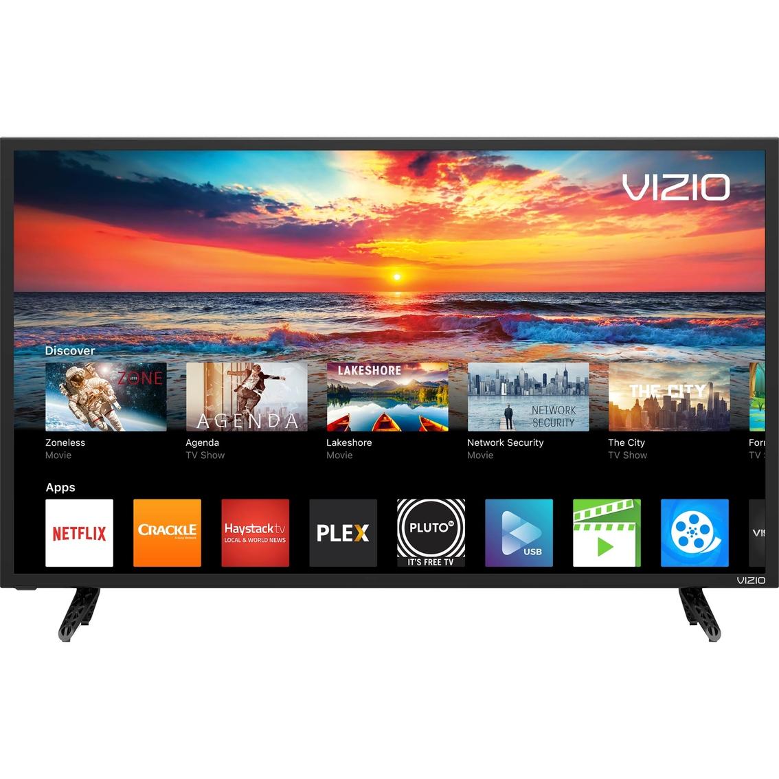 Vizio 50 In  1080p Led 120hz Smart Tv D50f-f1 | Tvs