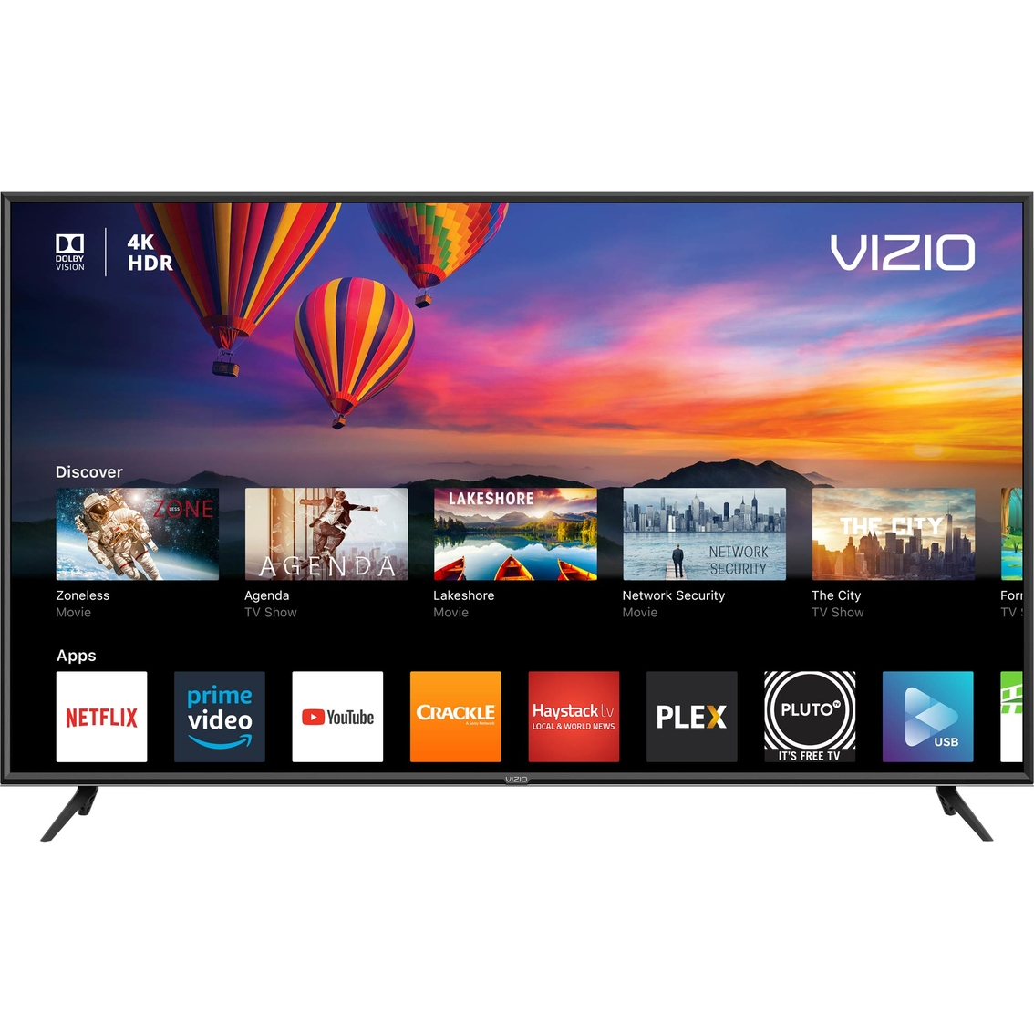 Vizio 50 in. 4K LED 120Hz HDR Smart TV E50-F2 In. 4k Led 120hz Hdr Tv E50-f2 | Tvs Electronics