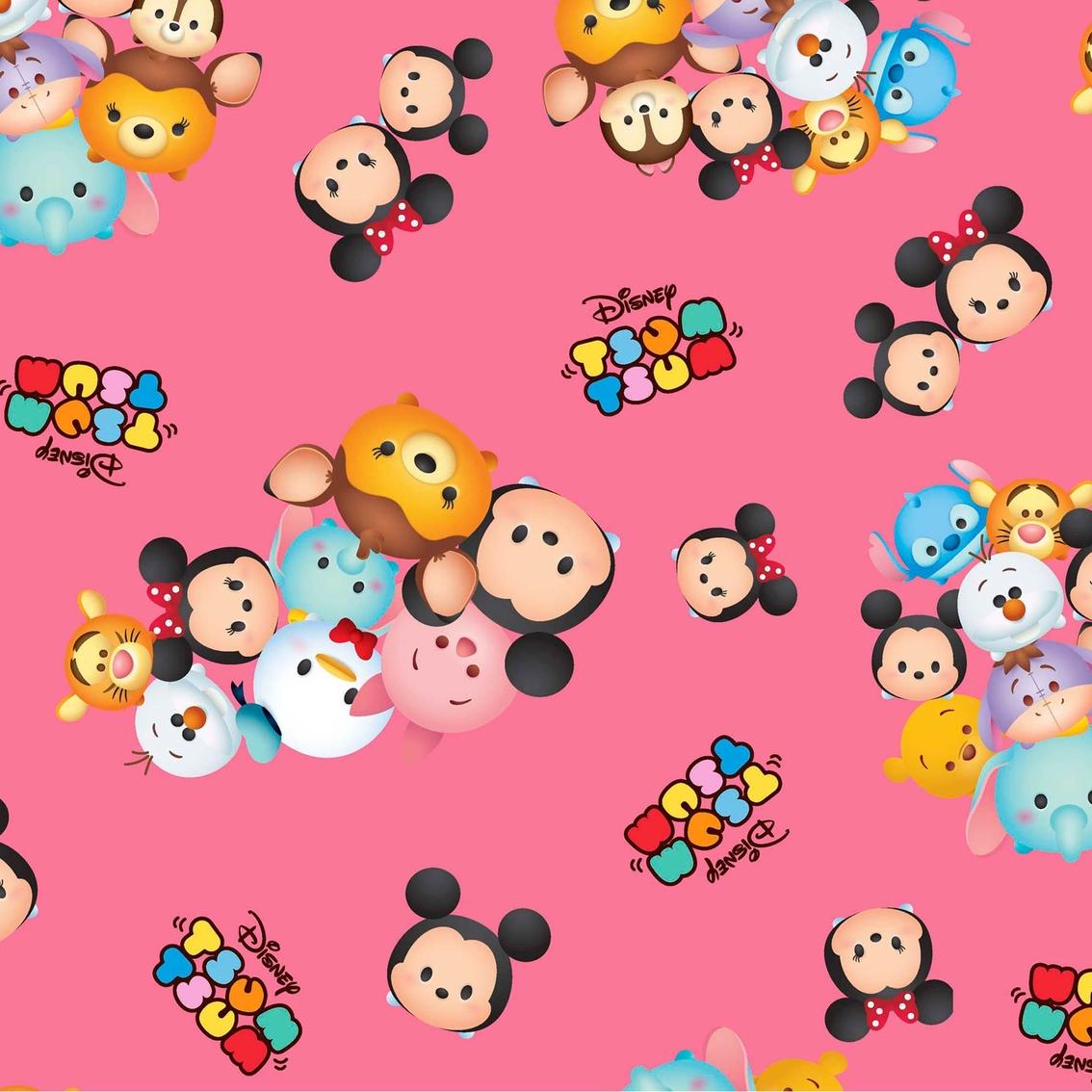 Springs Creative Disney Tsum Tsum Group Toss With Logo