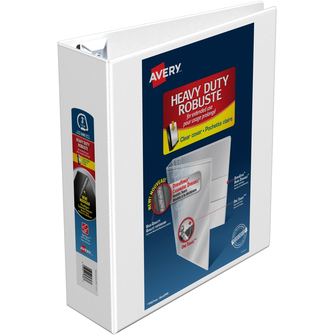 avery heavy duty view 3 in binder binders folders more shop