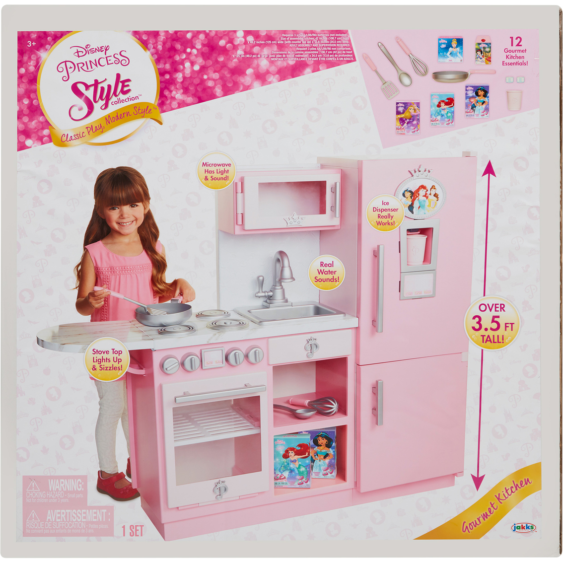 My Disney Kitchen: Disney Princess Style Collection Gourmet Kitchen