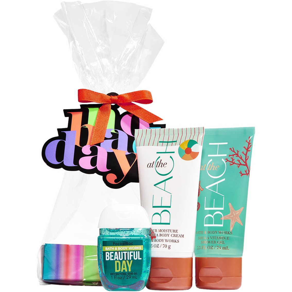 Bath Body Works At The Beach No Bad Days Gift Set Body Bath Gift Sets Beauty Health Shop The Exchange