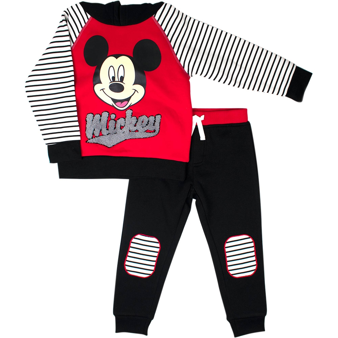 70cf45fdc7241 Disney Infant Boys 2 Pc. Mickey Mouse Hoodie And Jogger Set | Baby ...