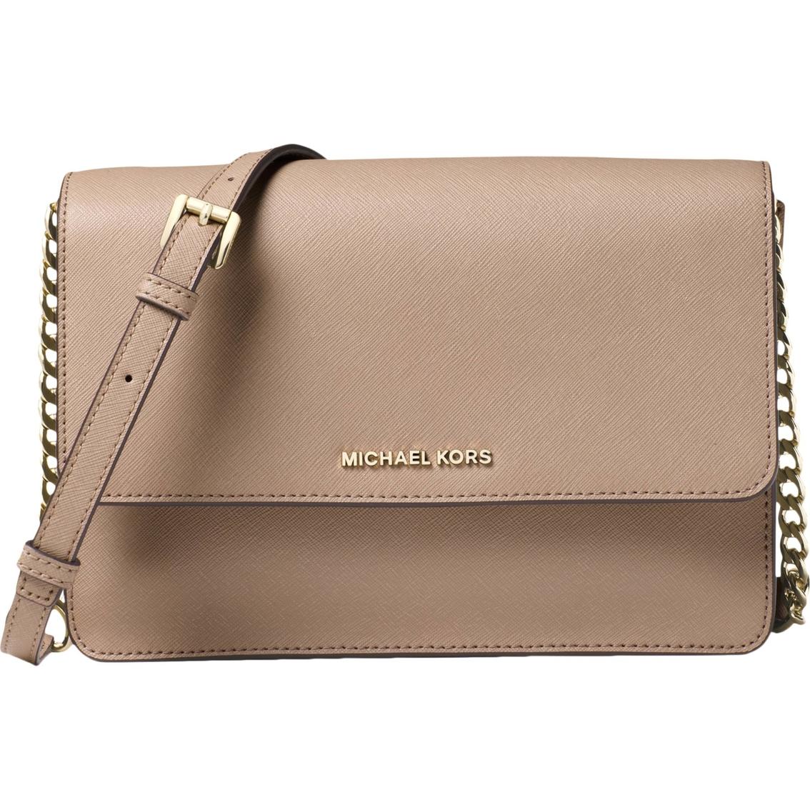da256cf414c6 Michael Kors Large Gusset Crossbody | Crossbody Bags | Handbags ...