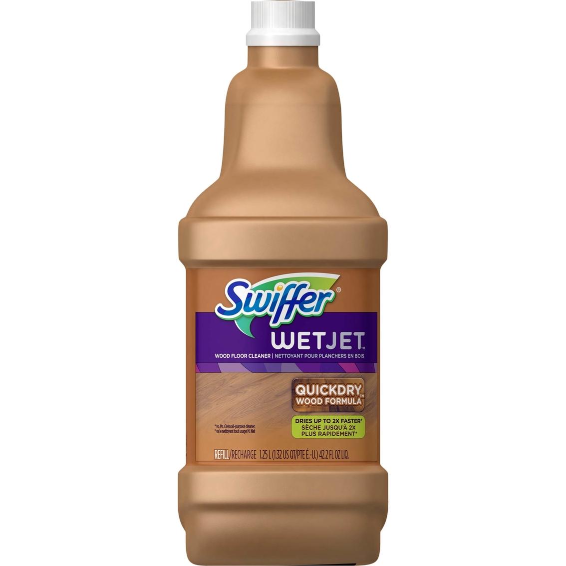 Swiffer Wetjet Multi Purpose Hardwood Floor Cleaner