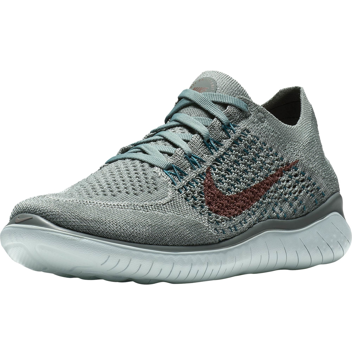 b4b79d33917 Nike Women s Free Rn Flyknit 2018 Running Shoes