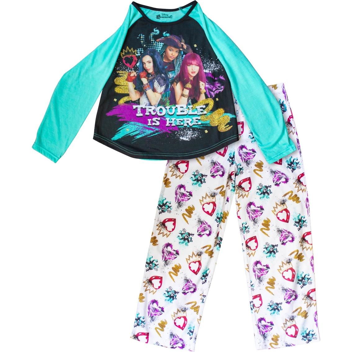 Disney Girls Descendents 2-Piece Pajama Set Pajama Set