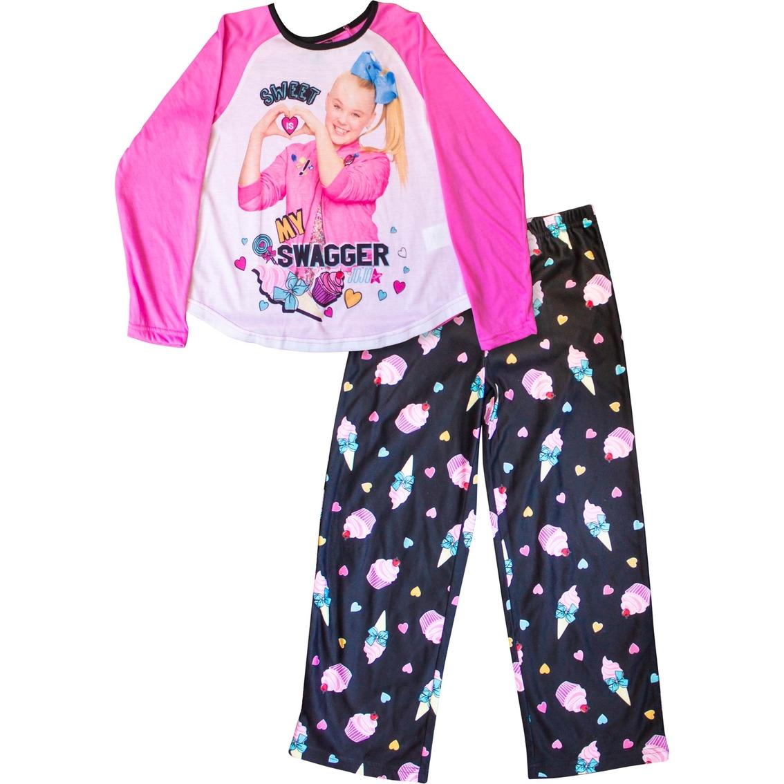 627e1372a Jojo Girls Sweet Is My Swagger 2 Pc. Pajama Set