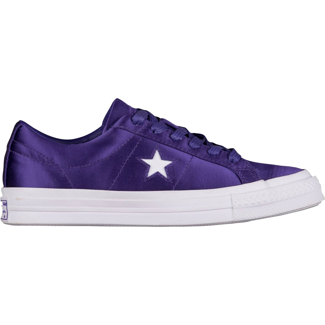 Converse Women s One Star Satin Court Athletic Shoes  0b16c9afed