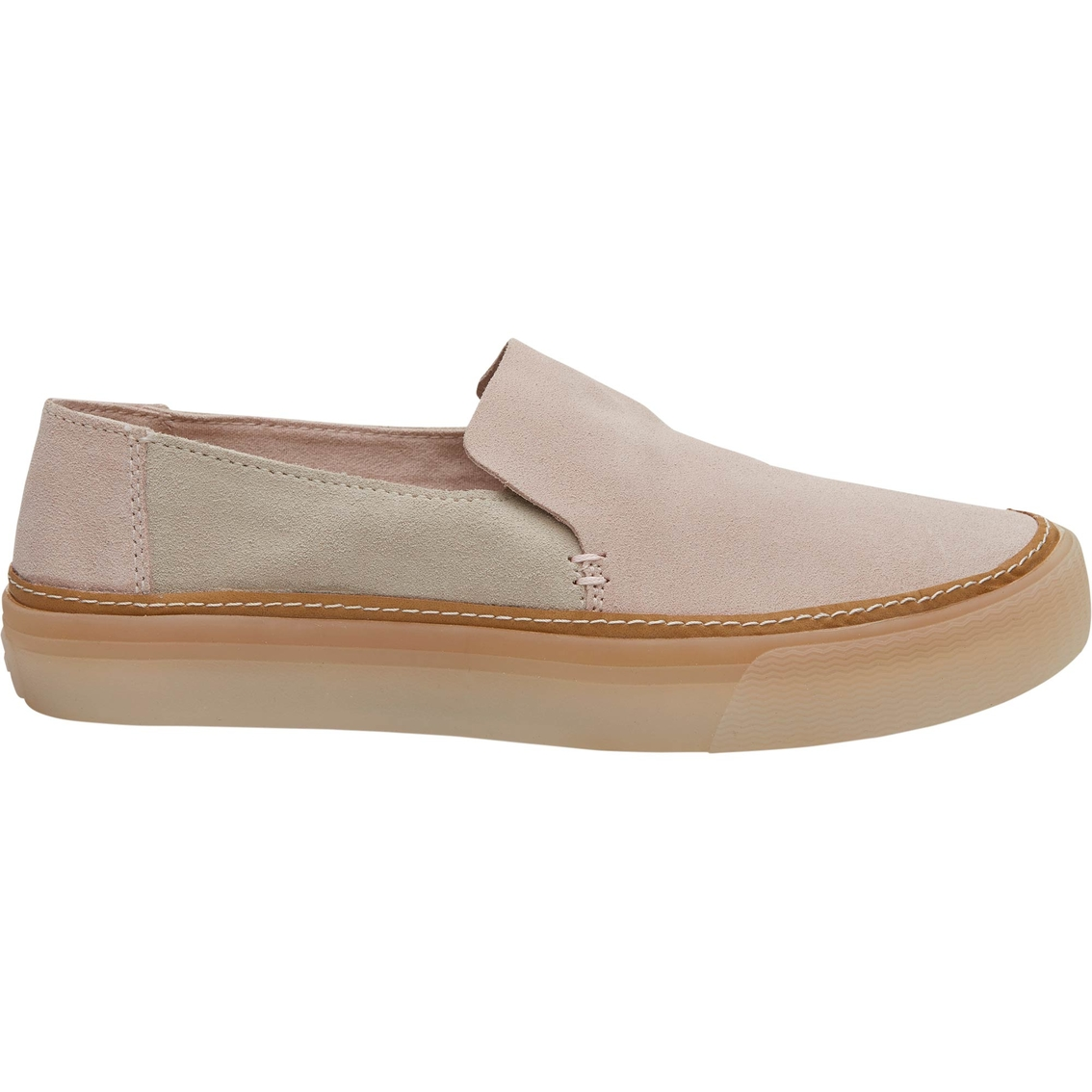 Toms Suede Sunset Slip On Sneakers
